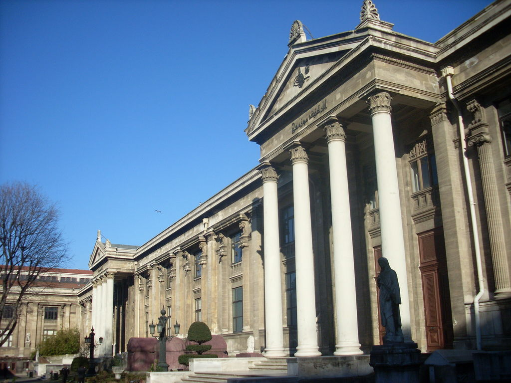 İstanbul Arkeoloji Müzesi.JPG