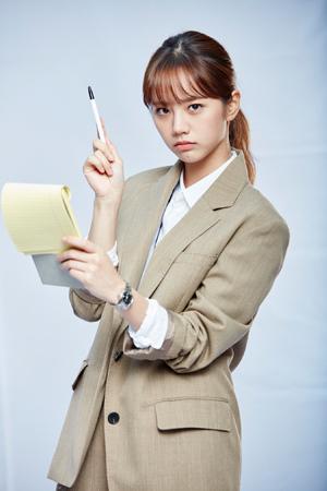 宋智安/惠利(Girl%5Cs Day成員) 飾