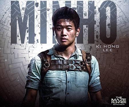 《移動迷宮》民豪Minho /李起弘 飾