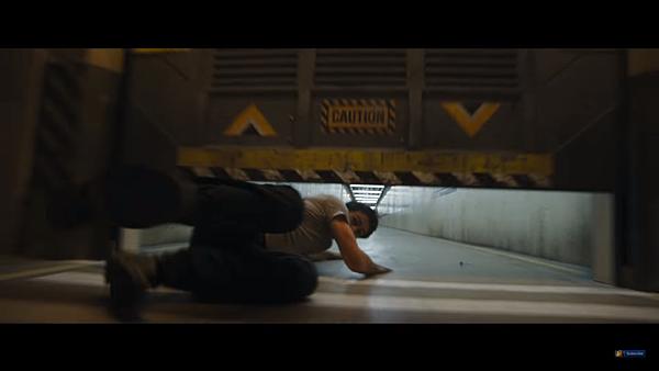 《移動迷宮2:焦土試煉》劇照