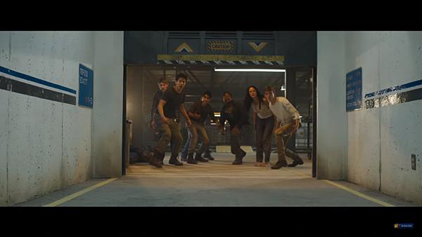 《移動迷宮:焦土試煉》劇照