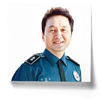 1組組長 警監/張鉉誠 飾