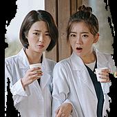 崔允熙/전혜원 飾%26;李詩恩/박한솔 飾