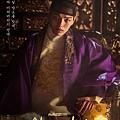 《成為王的男人》海報-李憲/呂珍九 飾