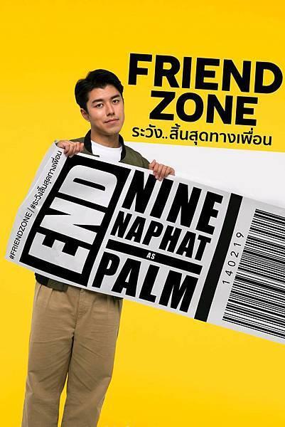 Palm/  奈哈西貢索邦 Naphat Siangsomboon(Nine)飾