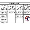 2019亞錦賽名單(來源:中華棒協)