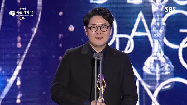2019第40屆青龍獎新導演賞-李相槿《極限逃生》