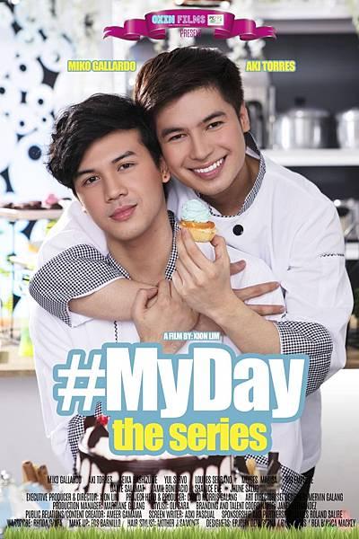 【菲劇《My Day the series》】劇情及人物介紹、預告、心得小評