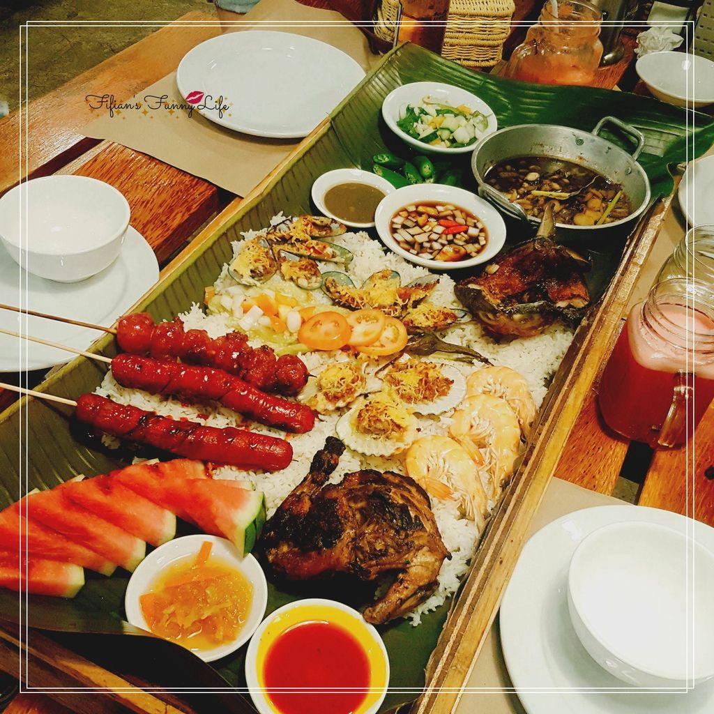 Seafood%26;Ribs WAREHOUSE BBQ海鮮碳烤