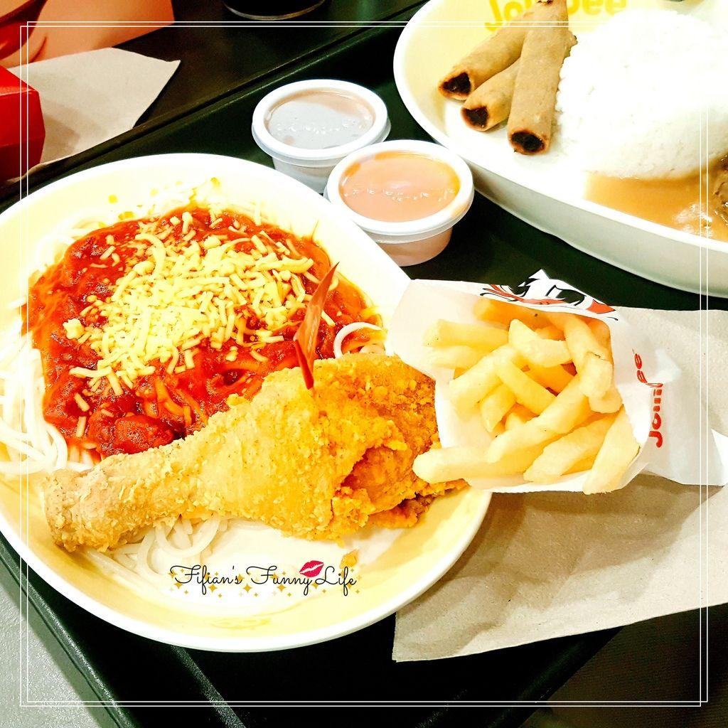 菲律賓必吃國民美食JOLLIBEE炸雞
