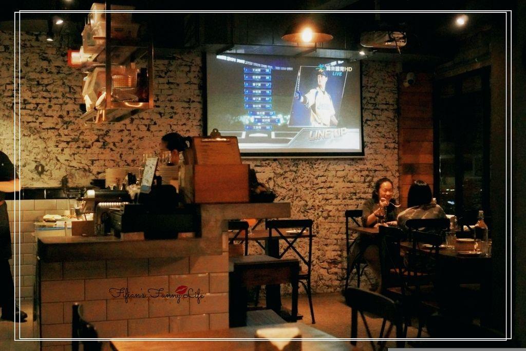 台北東區Waiting Bistro餐酒館