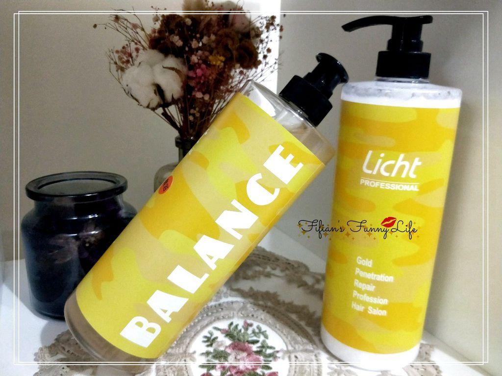 Licht 香雪蘭香氛 輕盈風雅洗髪乳 %2F 香鳶尾香氛甦活平衡護理素