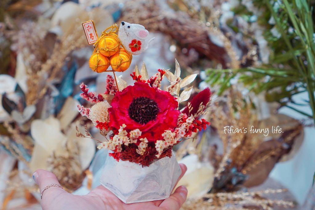 HUE詼 高評價乾燥花藝設計