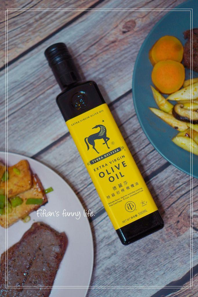 新鮮冷壓德麗莎特級初榨橄欖油