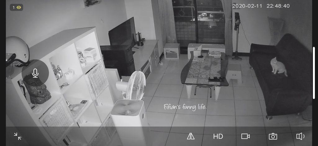 FAMMIX AI智慧夜視監視攝影機