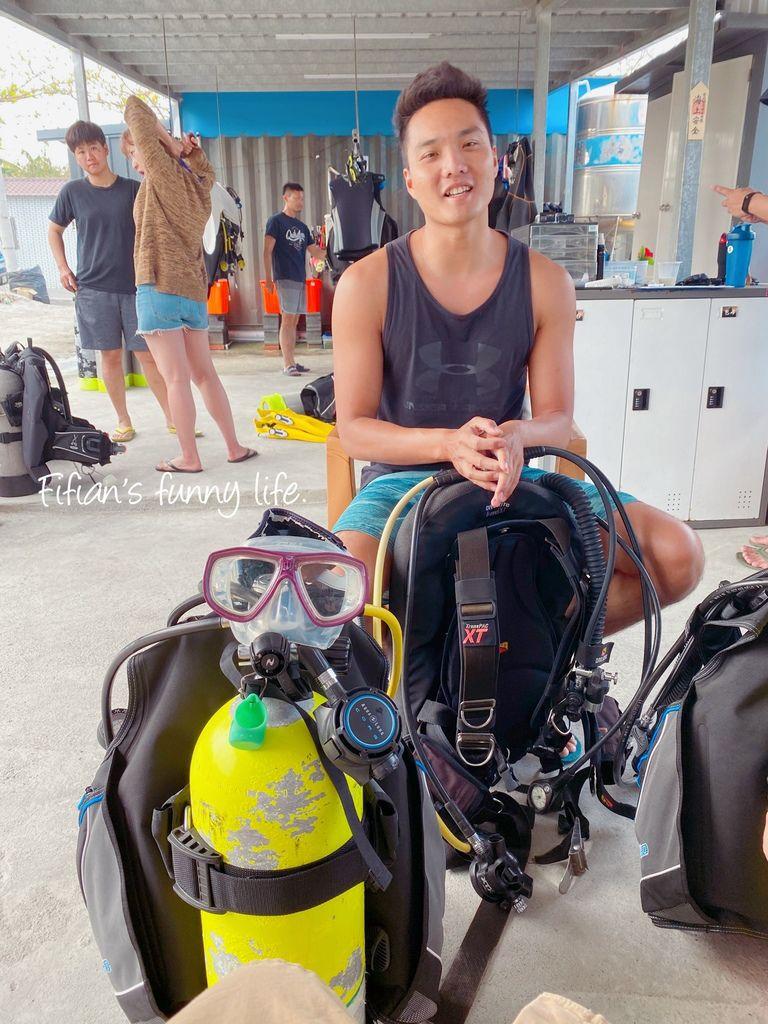 小琉球diving 居琉潛水體驗