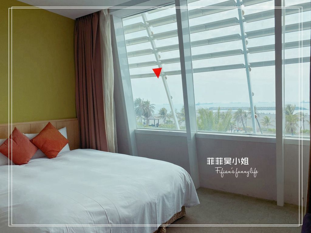 高雄旗津道沙灘酒店