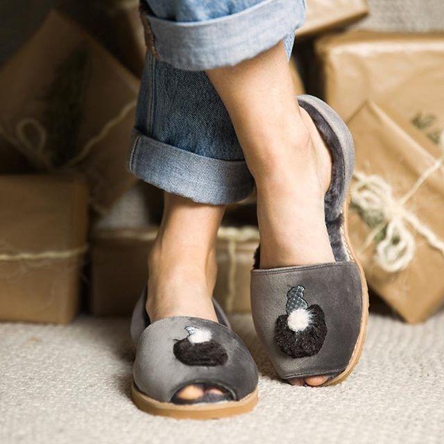 米諾津Minorquines真皮涼鞋