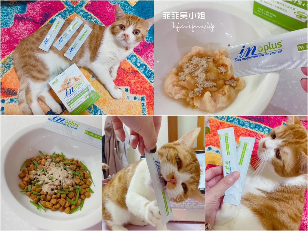InPlus 貓用益生菌+牛磺酸