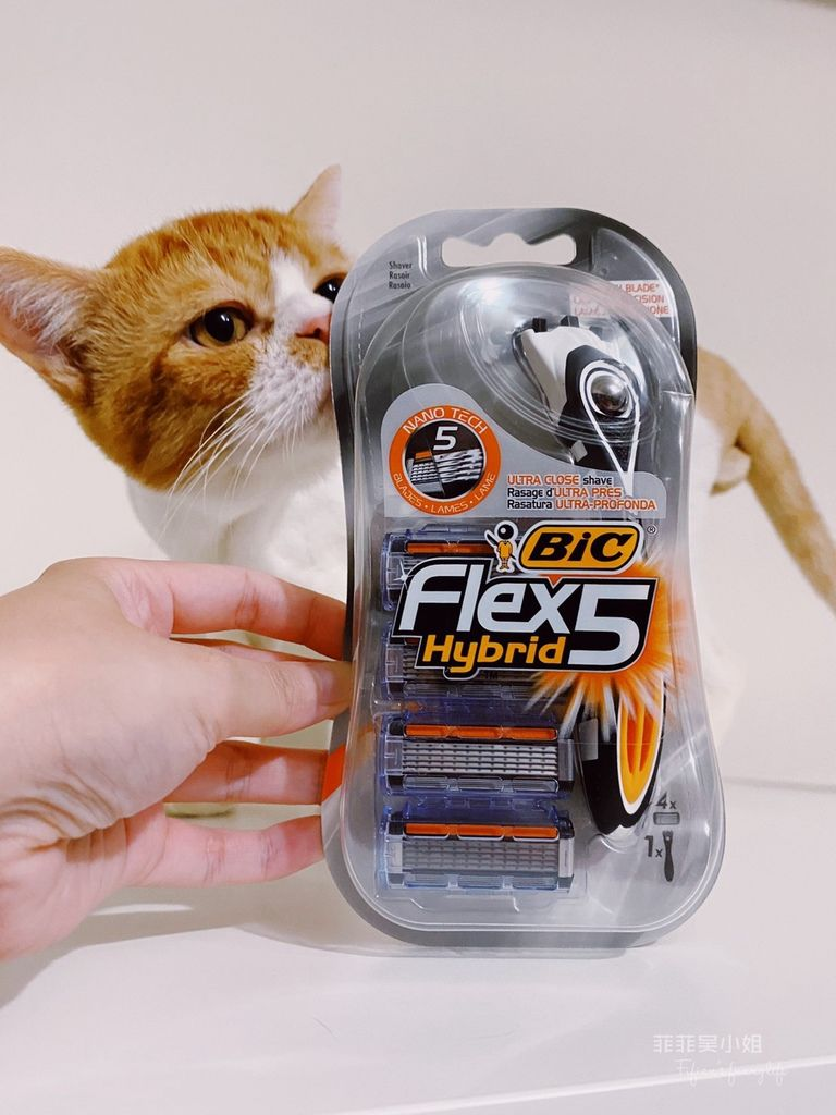 BIC-Flex5 刮鬍刀