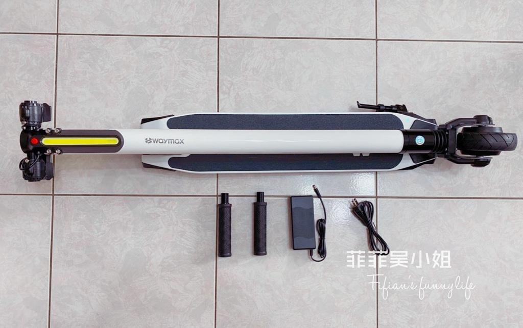 Waymax X6電動滑板車