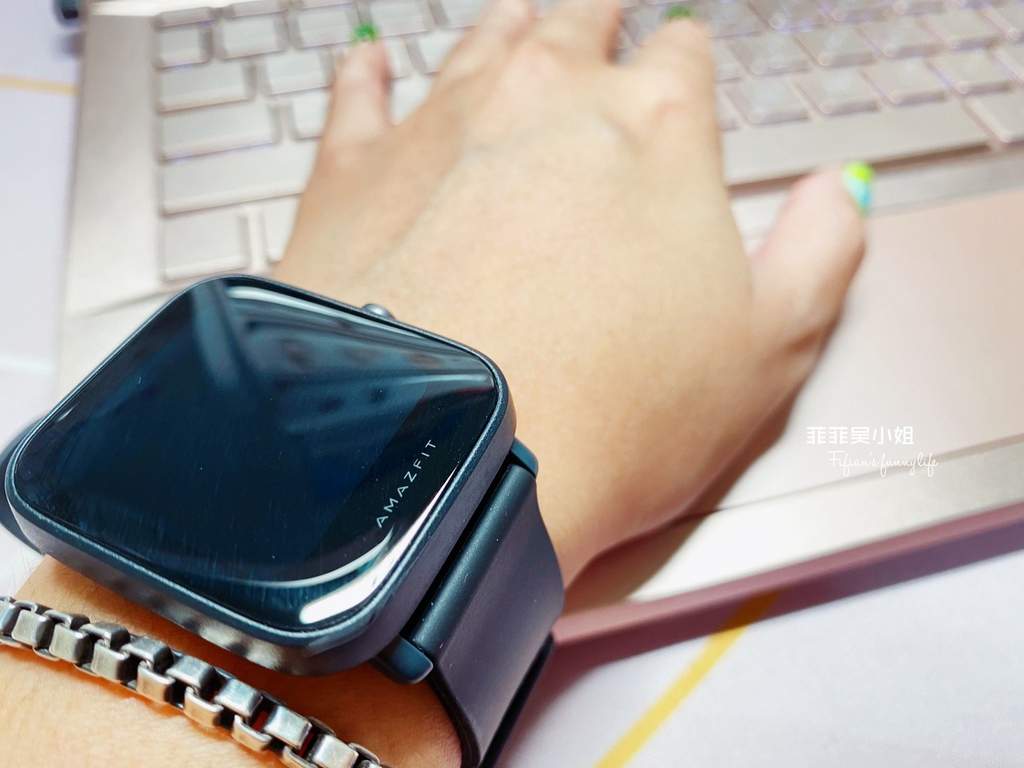 Amazfit BipU 運動智能手錶開箱