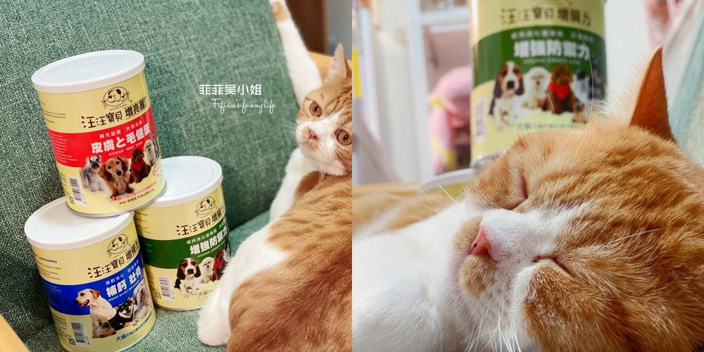 貓營養品推薦 汪汪寶貝