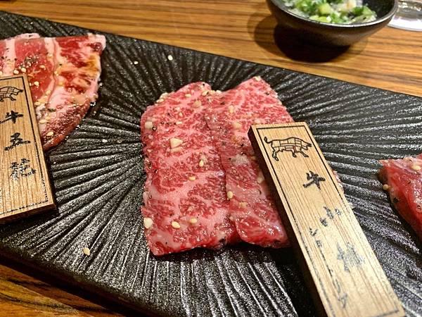 上吉燒肉 | CP值最高的頂級和牛燒肉 | 東區燒肉_爽口的美國牛小排