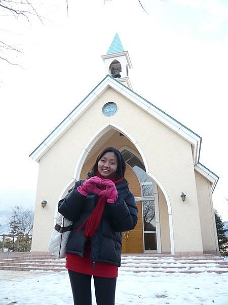 信州大飯店附設的教堂