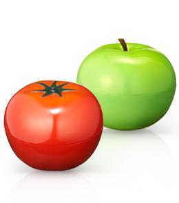 蕃茄 蘋果面膜