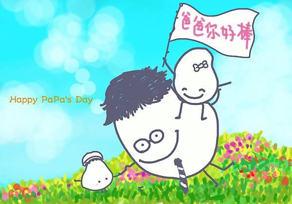 Happy Papa's Day