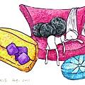 今天,我【希望走到哪裡都有沙發 】