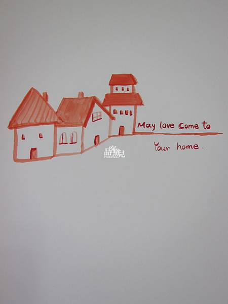 May love come to your home.
