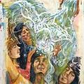 2014-06-23 耶和華的靈傾倒在各種不同的人的身上