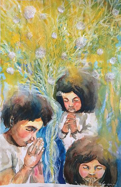 2014-04-15 pray like children