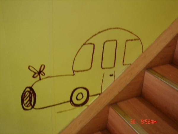 兒童畫的FU之二