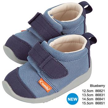 兒子新的鞋-combi