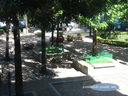 蘑菇外的小公園.JPG