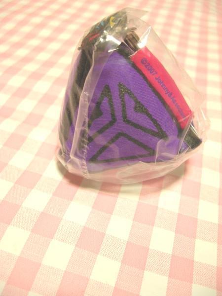 紫面三角君