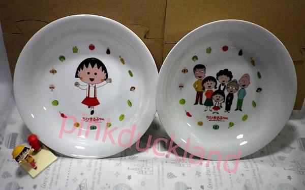 日本可果美小丸子瓷盤