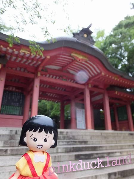 2015日本遊D26 佐原小江戶 香取神社