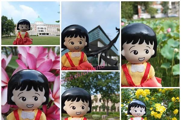一日小旅行 霧峰民生故事館 亞洲大學 現代美術館