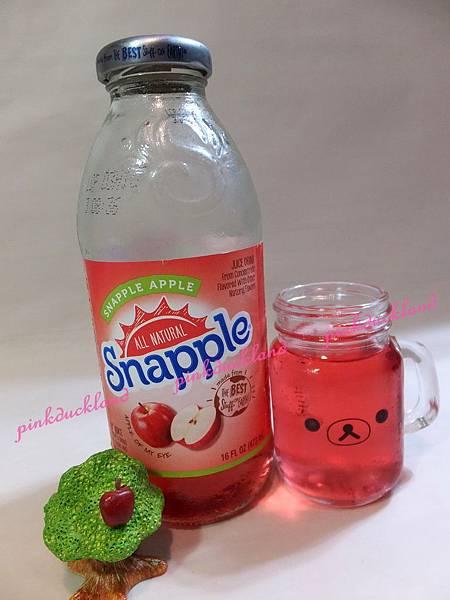 SNAPPLE 思樂寶蘋果汁