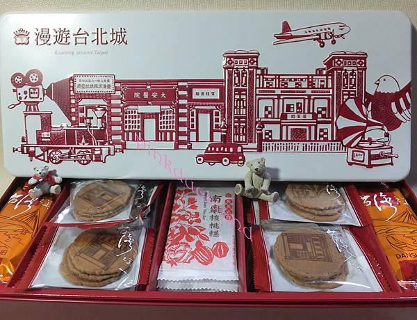 義美食品 台灣之美-漫遊台北城禮盒