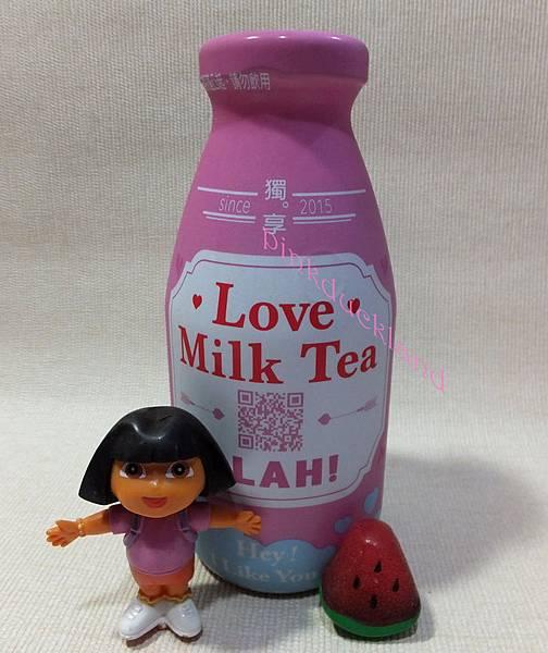 獨享 告白奶茶 Love Milk Tea