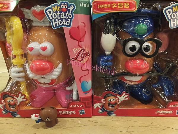蛋頭先生 Mr. Potato Head 好神蛋頭先生 文昌君 月下老人