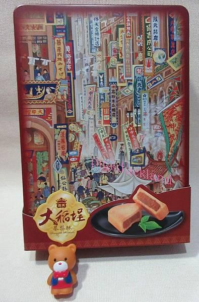 義美食品 大稻埕鳳梨酥禮盒 (鐵盒)