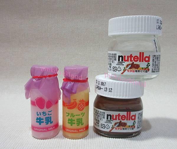 Nutella 能多益 榛果可可醬 迷你瓶