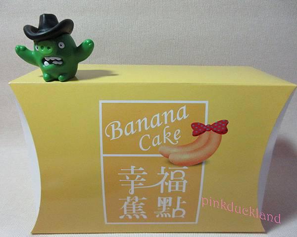 幸福焦點 香蕉雞蛋糕