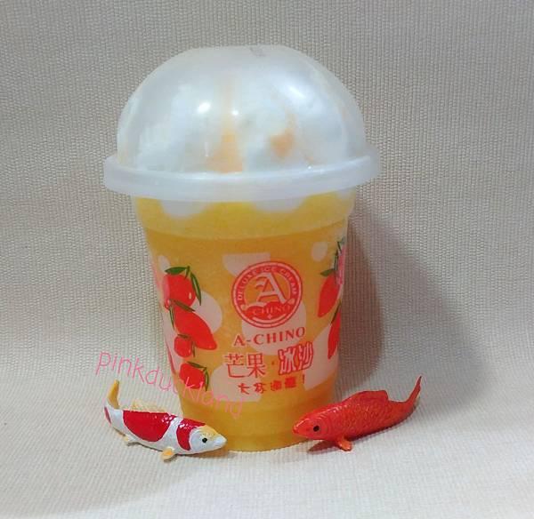 阿奇儂芒果冰沙